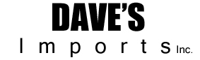Dave's Imports Inc.